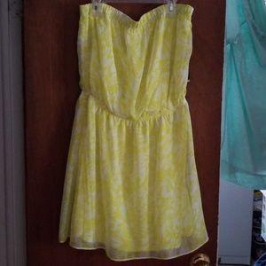 Express Tibe Top Summer Dress